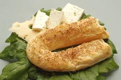 Borek with cheese Stock Photo