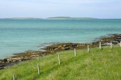 Boreray-Insel Stockbilder