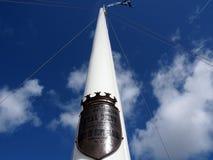 Borestone, μάχη 1314 Bannockburn Στοκ Φωτογραφία