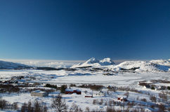 Borg, Lofoten, Norvège photographie stock