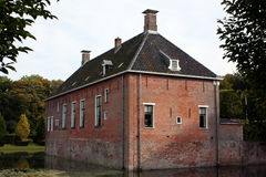 Borg Verhildersum.Leens Royalty Free Stock Images