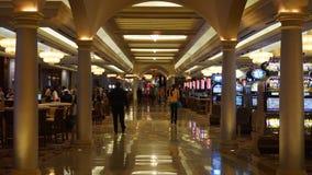 Borgata旅馆&赌博娱乐场在大西洋城,新泽西 库存照片