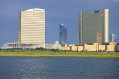 Borgata Casino & Hotel in Atlantic City, New Jersey. Royalty Free Stock Photos