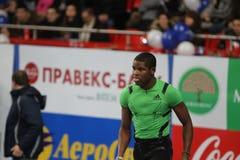 Borges Lázaro - Cuban pole vaulter Royalty Free Stock Images