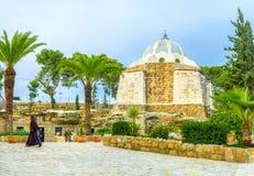 Borggården av hålstället royaltyfri foto
