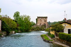 Borghetto - Veneto Stock Photography