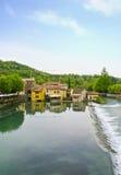 Borghetto - Veneto Stock Images