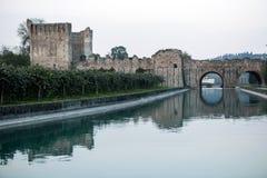 Borghetto village Royalty Free Stock Photo