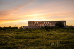 Borgholm Castle, Sweden Royalty Free Stock Photography