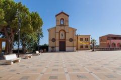 Borgo Buonsignore Sicilia, Italia Fotografia Stock Libera da Diritti