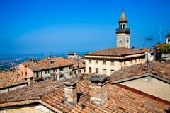 Borgo Maggiore, San Marino Stock Photography