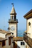 Borgo Maggiore, San Marino Royalty Free Stock Photos