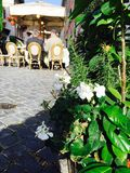 Borgo Pio, Rom Lizenzfreies Stockfoto
