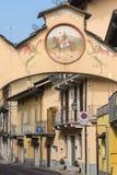 Borgo San Dalmazzo (Piedmont, Italy) Royalty Free Stock Images