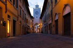 Borgo San Lorenzo Immagine Stock Libera da Diritti