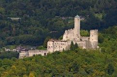 Borgo Valsugana Castel Telvana Immagine Stock Libera da Diritti