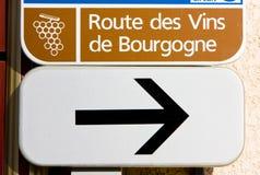 Borgogna Fotografie Stock Libere da Diritti
