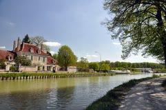 Borgogna in Francia Immagine Stock