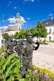 Borgogna, Francia immagini stock