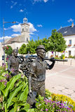 Borgonha, France Imagens de Stock