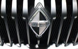 Borgward徽章 免版税库存照片