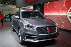 Borgward BX7 TS - world premiere Stock Images