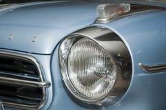 Borgward head light left Stock Images