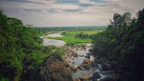 Borhill, Dawka (Meghalaya) zdjęcia royalty free