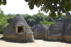 Bories av Breuil Arkivbilder