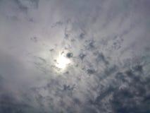 Boring Altostratus Cloud Royalty Free Stock Photo
