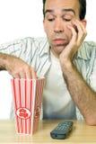 Boring Movie Royalty Free Stock Photos