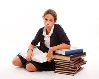 Boring subject Stock Images