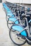 Boris cykel Royaltyfria Bilder