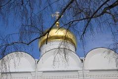 Boris e Gleb Church Boris e Glebmonastery em Dmitrov, cidade antiga na região de Moscou fotos de stock