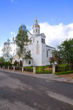 Boris en Gleb Church Novogrudok, Wit-Rusland Royalty-vrije Stock Afbeelding