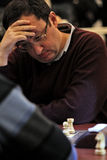 Boris Gelfand imagem de stock royalty free