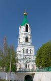 Boris and Gleb Cathedral, Ryazan, Russia Royalty Free Stock Photos