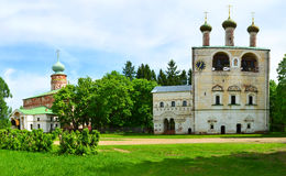Boris and Gleb Monastery in Yaroslavl region, Russia. Stock Photography