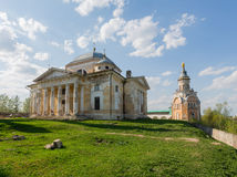 Boris and Glebs cathedral in Torzhok Stock Images