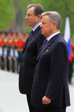 boris gubernatora gromov Moscow region zdjęcie stock