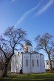 Boris i Gleba kościół w Chernigov Zdjęcia Royalty Free