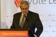 Boris Johnson C Royalty Free Stock Images