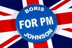 Boris Johnson för premiärminister fotografering för bildbyråer