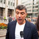 Boris Nemtsov Royalty Free Stock Images