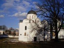 Boris och Gleb Cathedral royaltyfri bild