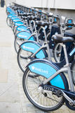 Boris rower Obrazy Royalty Free