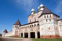 Boris und Gleb Kloster Lizenzfreies Stockfoto
