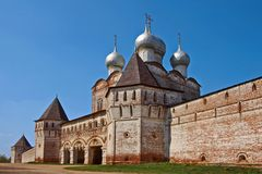 Borisoglebskiy monastery. Russia. Royalty Free Stock Photo