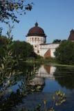 borisoglebsky klosterrussia torn Arkivbilder