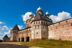 Borisoglebsky monastery Royalty Free Stock Photography